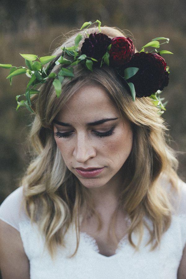Ein herbstliches Brautmoden Shooting | Friedatheres Foto: Willst du mit mir gehen