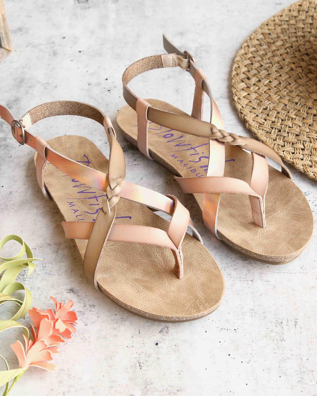 Blowfish Women/'s Granola Ankle-High Sandal