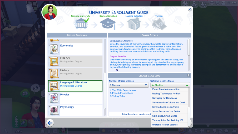 The Sims 4 Discover University Guide To Academic Success Academic Success University Guide Writing A Term Paper