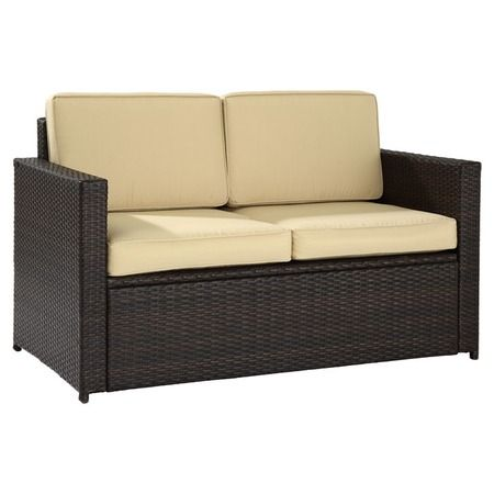 I Pinned This Palm Harbor Indoor Outdoor Loveseat From The Furniture Clearance Event At Josain
