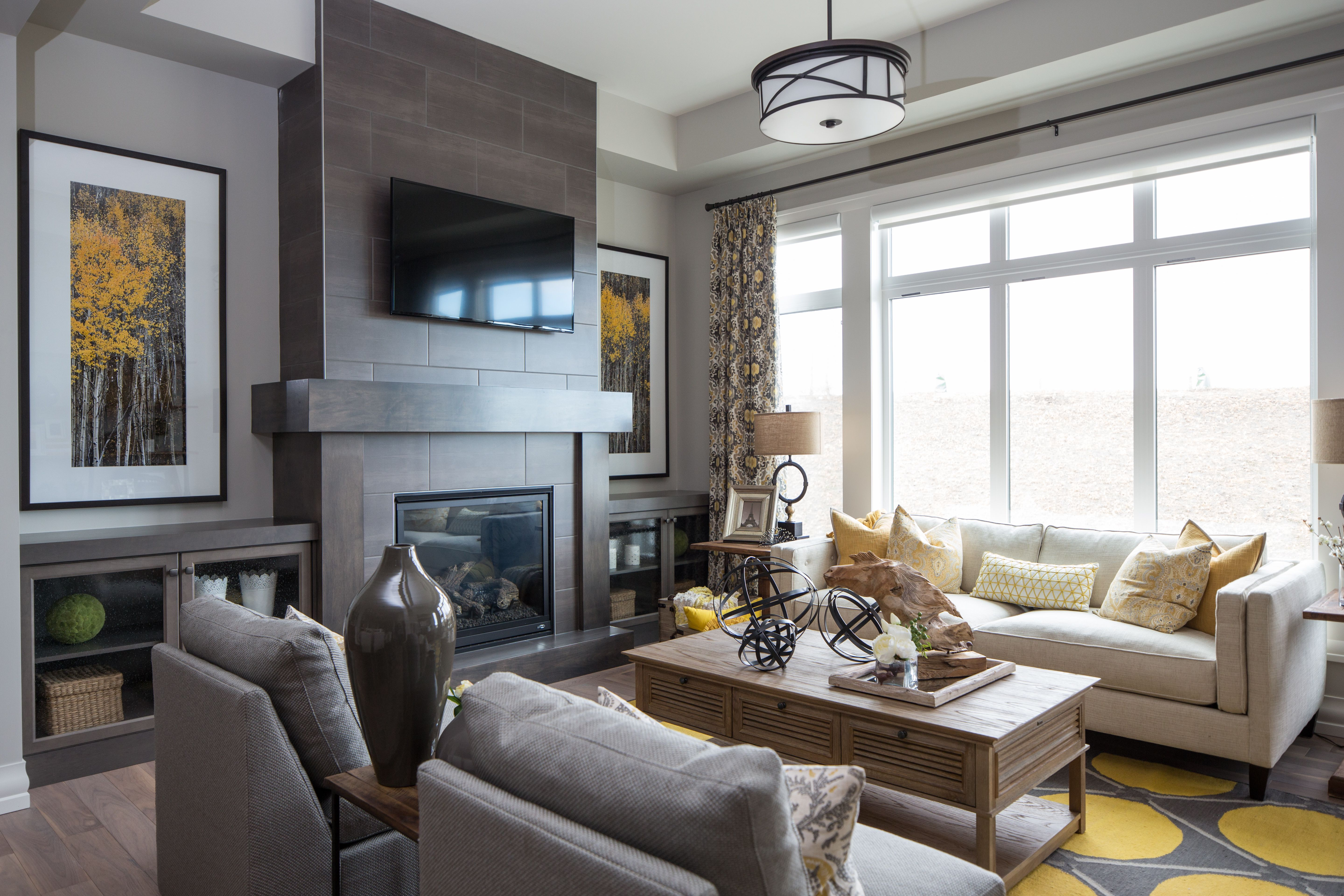Projects Rochelle Cote The living room From the Artesia Villas