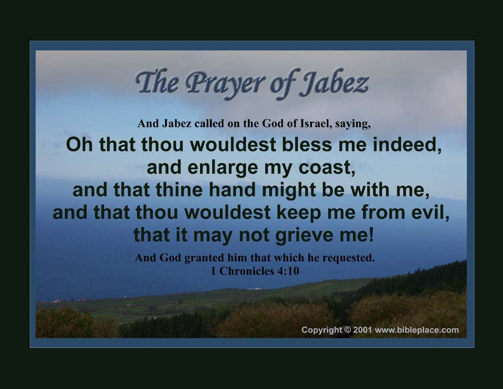 image regarding Prayer of Jabez Printable named Pin as a result of Julianna Ormond upon Prayer of Jabez Printable