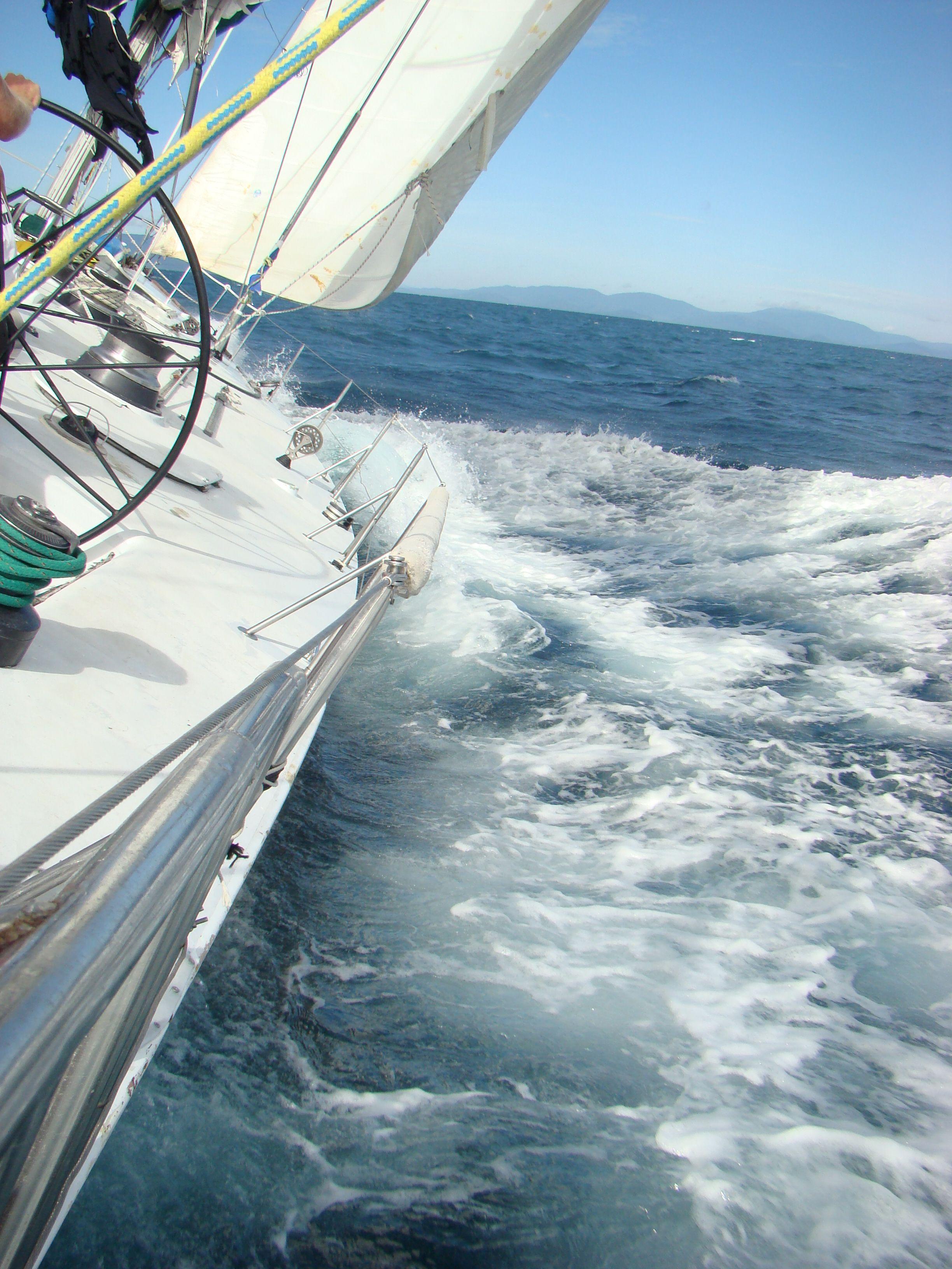 Whit Sunday Island // Australien - Segeltörn
