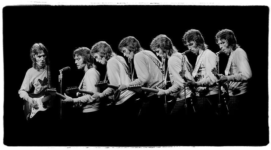 Eric Clapton multi, Fillmore East, 1970