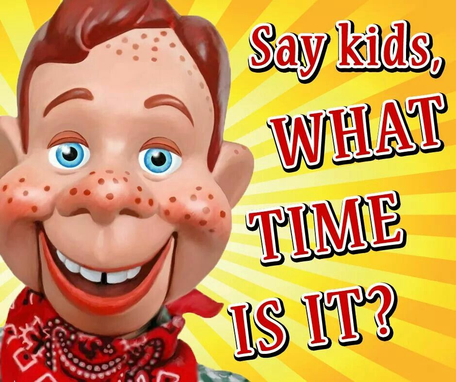 Image result for it's howdy doody time pics