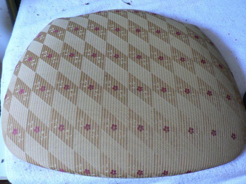 Comment Changer Le Tissu D Une Chaise Les Tissus Chaises Et Tissu