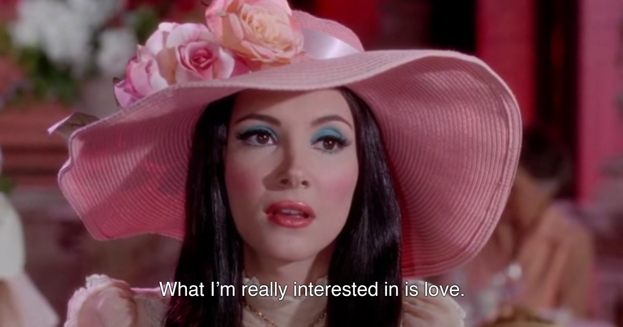 Pin by Sarah Anwary on 50s60s,90s The love witch movie