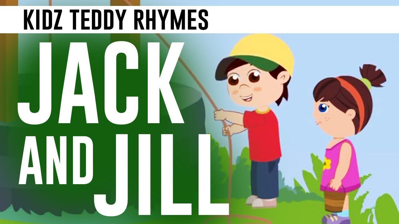 Jack And Jill Nursery Rhyme Animation