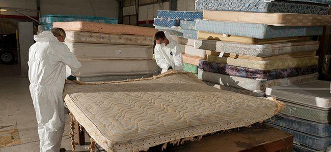 Mattress Disposal Design Ideas Old Mattress Mattress Oak Bed Frame
