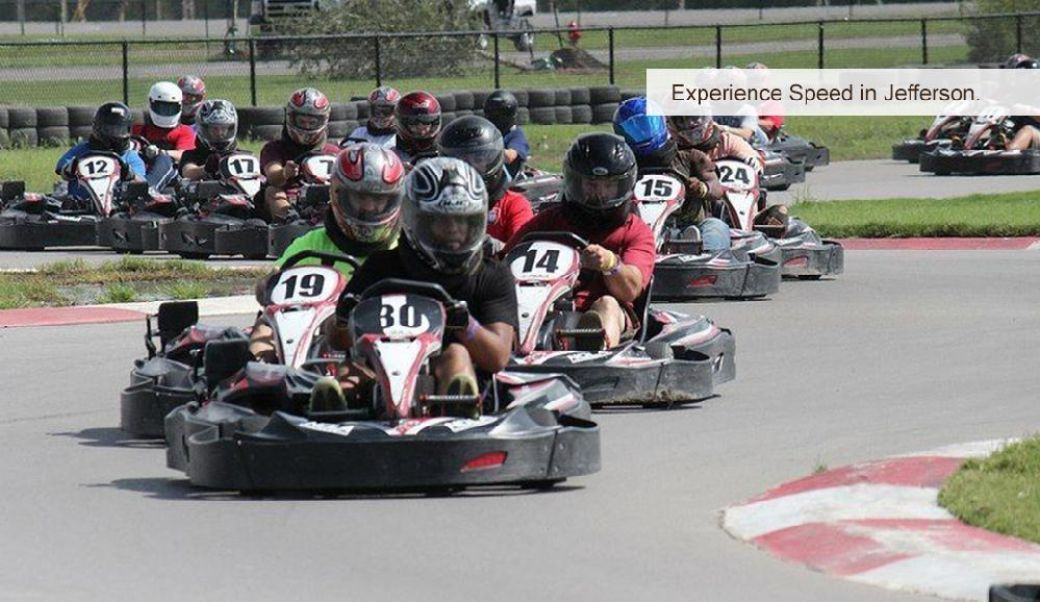 Experience speed in #JeffersonParish