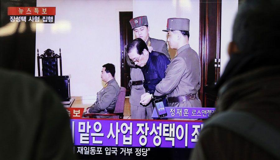 A sangrenta política dinástica na Coreia do Norte | #ChenPokong, #China, #Comunismo, #Condenação, #CoreiaDoNorte, #DinastiaKim, #Execução, #JangSongThaek, #Julgamento, #KimJongUn, #LutaPeloPoder, #Pyongyang