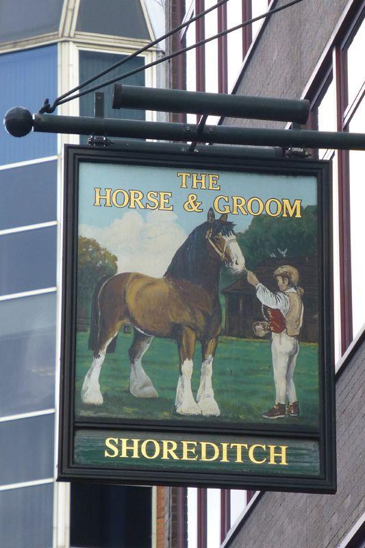 Horse & Groom, London EC.2. | Flickr - Photo Sharing!