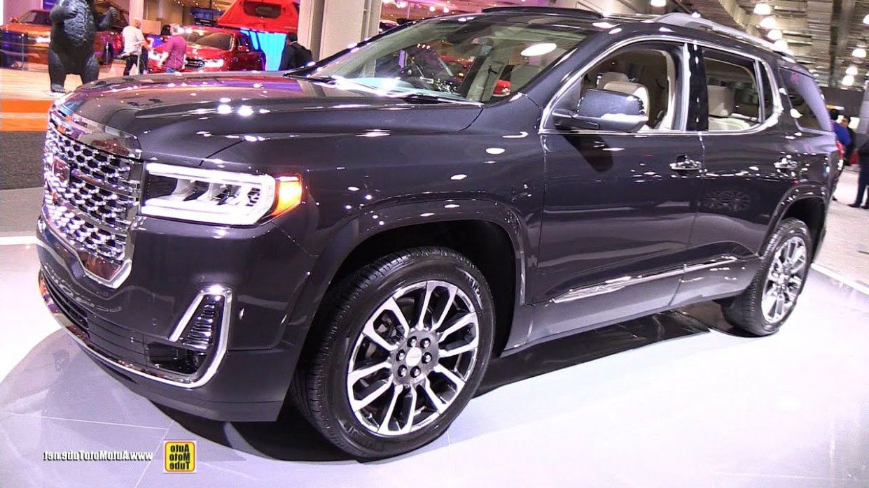 Five Things That Happen When You Are In Gmc Acadia Reviews With Images Gmc Concept Cars Suv