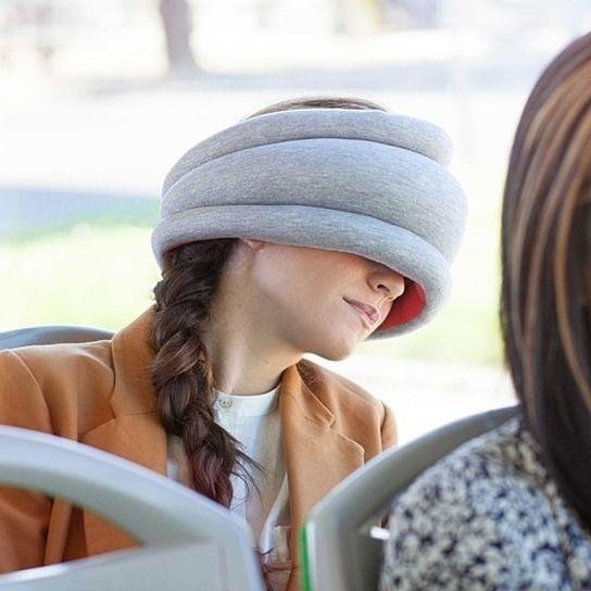 Ostrich Pillow | Neck pillow travel