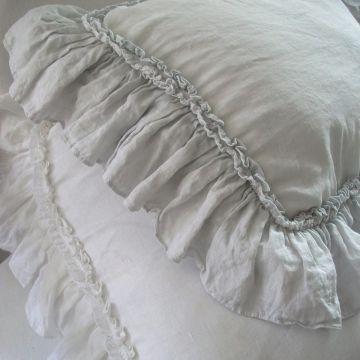 Lily Ruffle Decorative Pillow 4040 Frills N Borders Pinterest Simple Ruffle Decorative Pillows