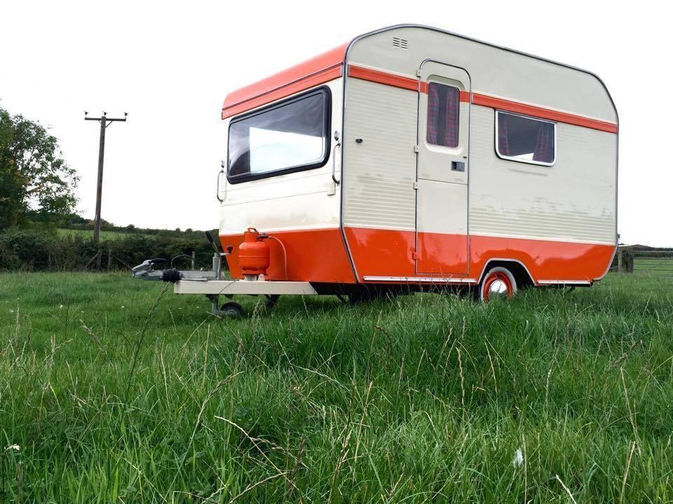 1973 Ci Europa Classic Vintage Retro Caravan Vw Camper Retro Caravan Vw Camper Caravan