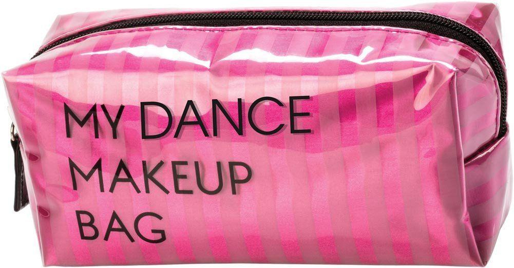 Yofi Cosmetics My Dance Pink Make Up Bag Dance Gear Dance