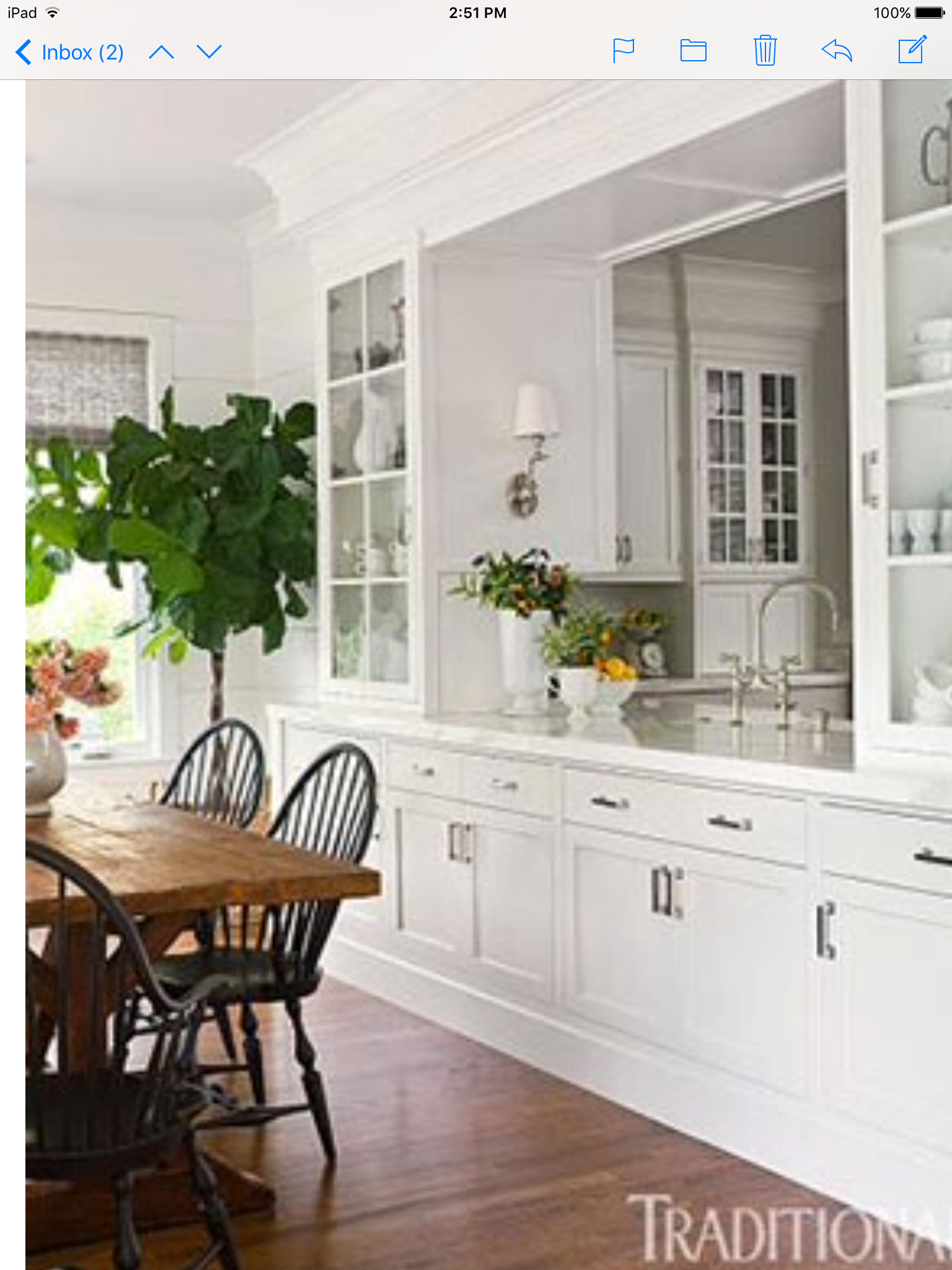 Kitchen To Dining Room Pass Through Custom Pincyndi Livingston Brookshire On Dining Rooms  Pinterest Inspiration