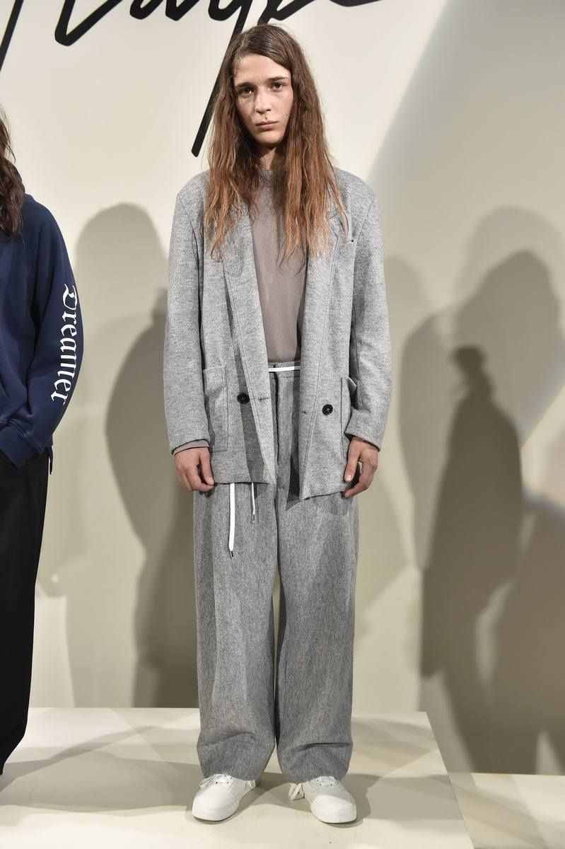 Second Layer Fall/Winter 2016/17 - New York Fashion Week Men's