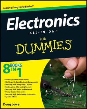 Electronics All-in-One For Dummies:Book Information and Code