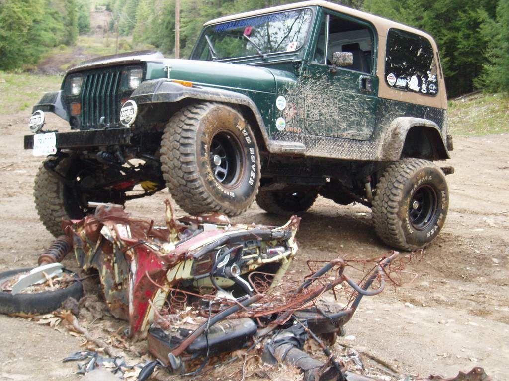 Jeep Wrangler Yj 1992 Jeep Wrangler Yj Sahara Jeep Wrangler Yj Jeep Jeep Wrangler