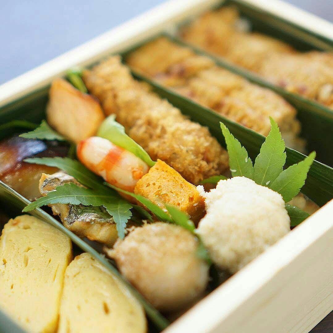 Bento box of Kyoto #washoku #kyoto #kaiseki #kappou#thejapan #thejapanesefood#thejapanesecuisine by thejapanesecuisine