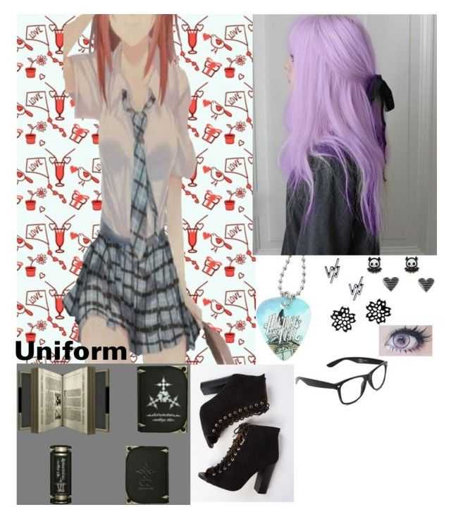 """""""Zexion Inspired"""" by billdipbipper2423 on Polyvore"""