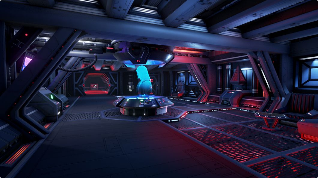 Matthew Via Environment Artist Sith Interior Star Wars