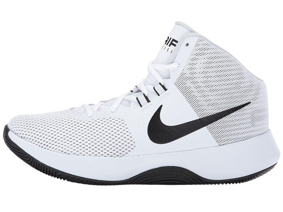 79f9bb6dbf30 Nike Air Precision Women s Basketball Shoes White Black Cool Grey Pure  Platinum