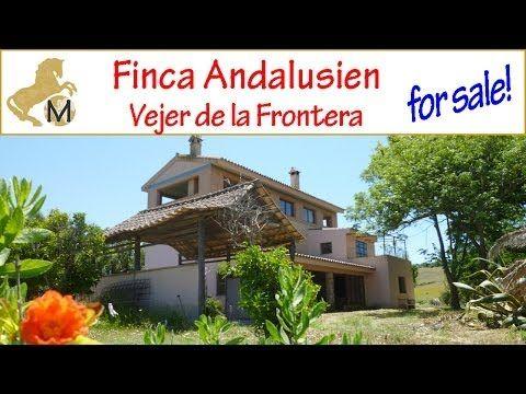 For Sale Finca Haus Vejer Costa De La Luz Cadiz Andalusien Zu