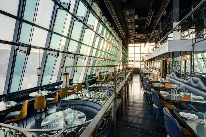 Hong Kong's 10 Coolest Design Restaurants We check out ten of the most beautifully designed, avant-garde restaurants in Hong-Kong, offering art whilst you dine»