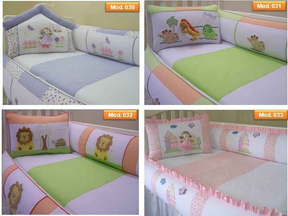 Lenceria de cuna para beb s edredon protectores pa alera - Protector de cama ...