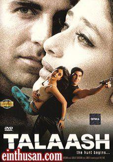 Talaash The Hunt Begins Hindi Movie Online Hd Dvd Hindi Movies Hindi Movies Online Movies Online