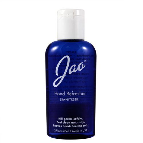 Amazon Com Hand Refresher Sanitizer 2oz Liquid Soap By Jao Brand