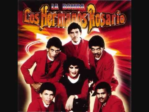 "All time favorite to dance Merengue by Los Hermanos Rosario:  ""Morena Ven"""