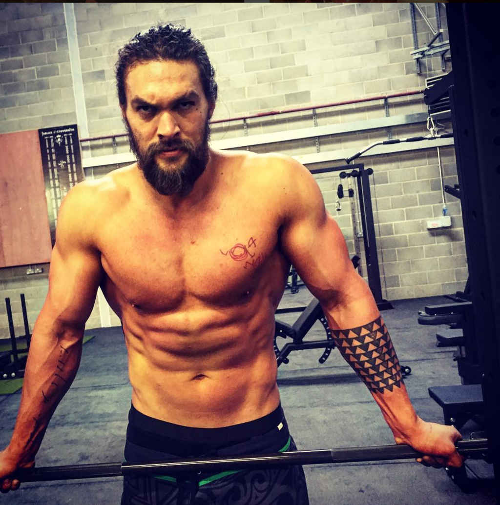 Jason Momoa Is The Opposite Of Khal Drogo On Instagram