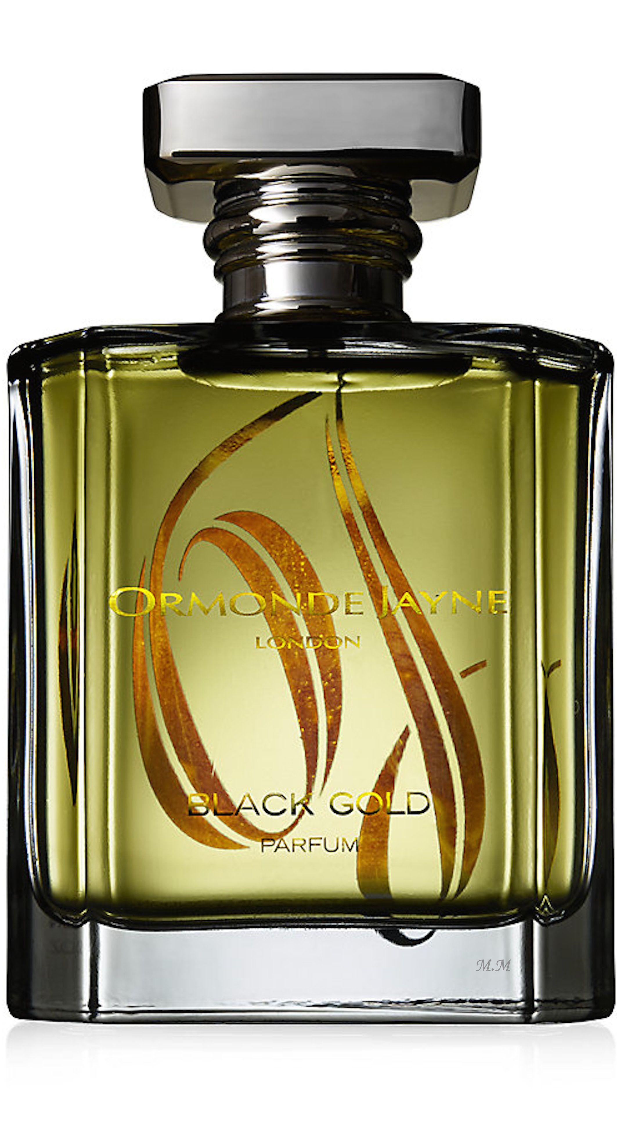 Ormonde Jayne Black Gold Parfum Looks
