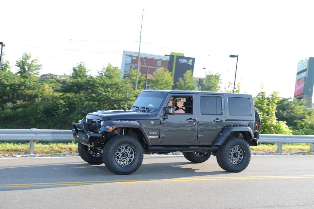 2018 Smokey Mountain Jeep Invasion Jeep Dream Cars Pigeon Forge Tn