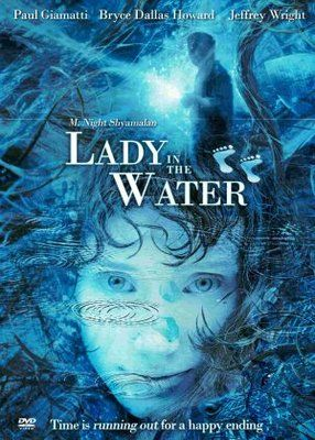 Lady In The Water Poster Filmes Daminhas E Cinema