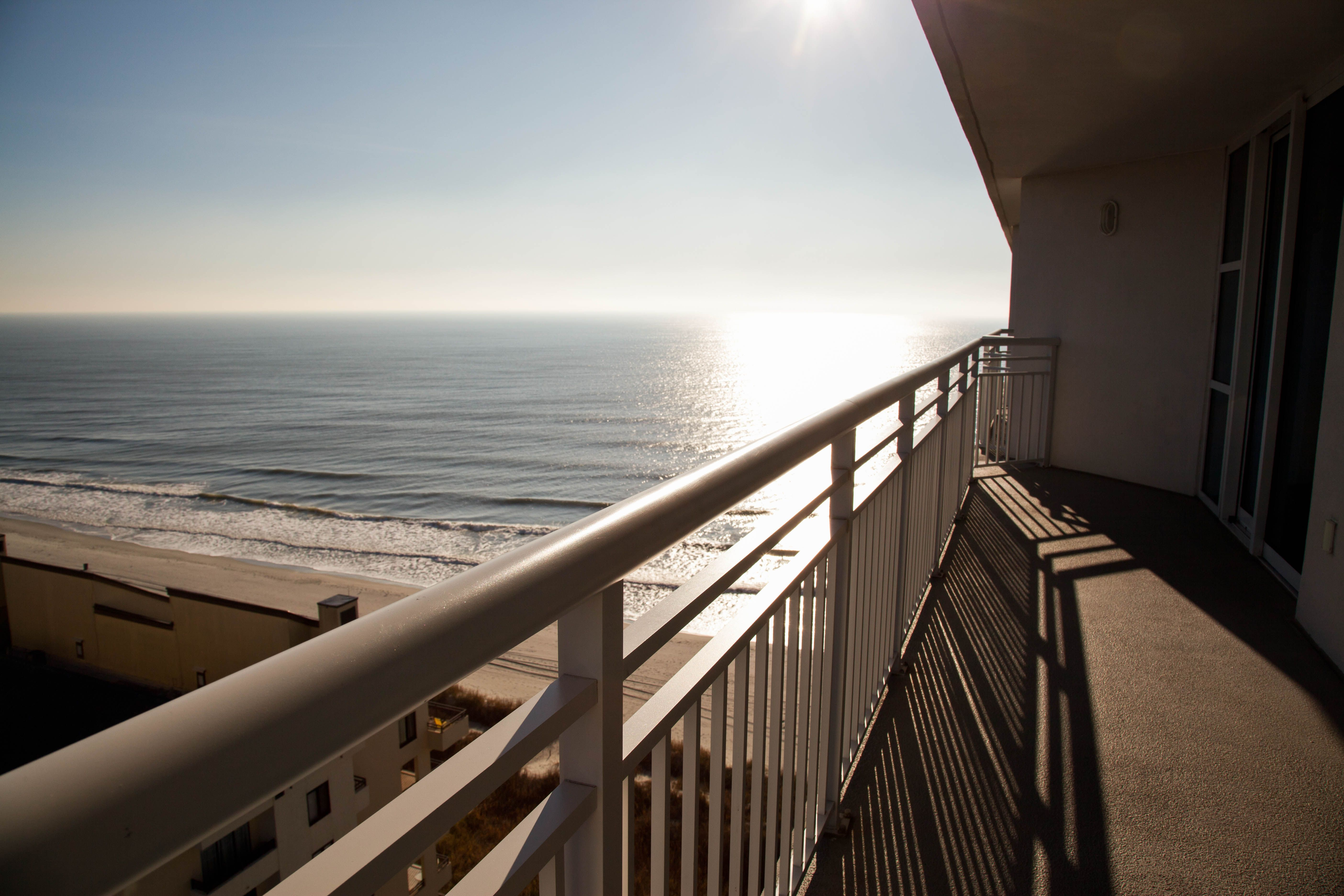Striking Views Of The Atlantic Ocean Abound When You Stay At Our North Myrtle Beach Resort North Myrtle Beach North Myrtle Beach Resorts Myrtle Beach