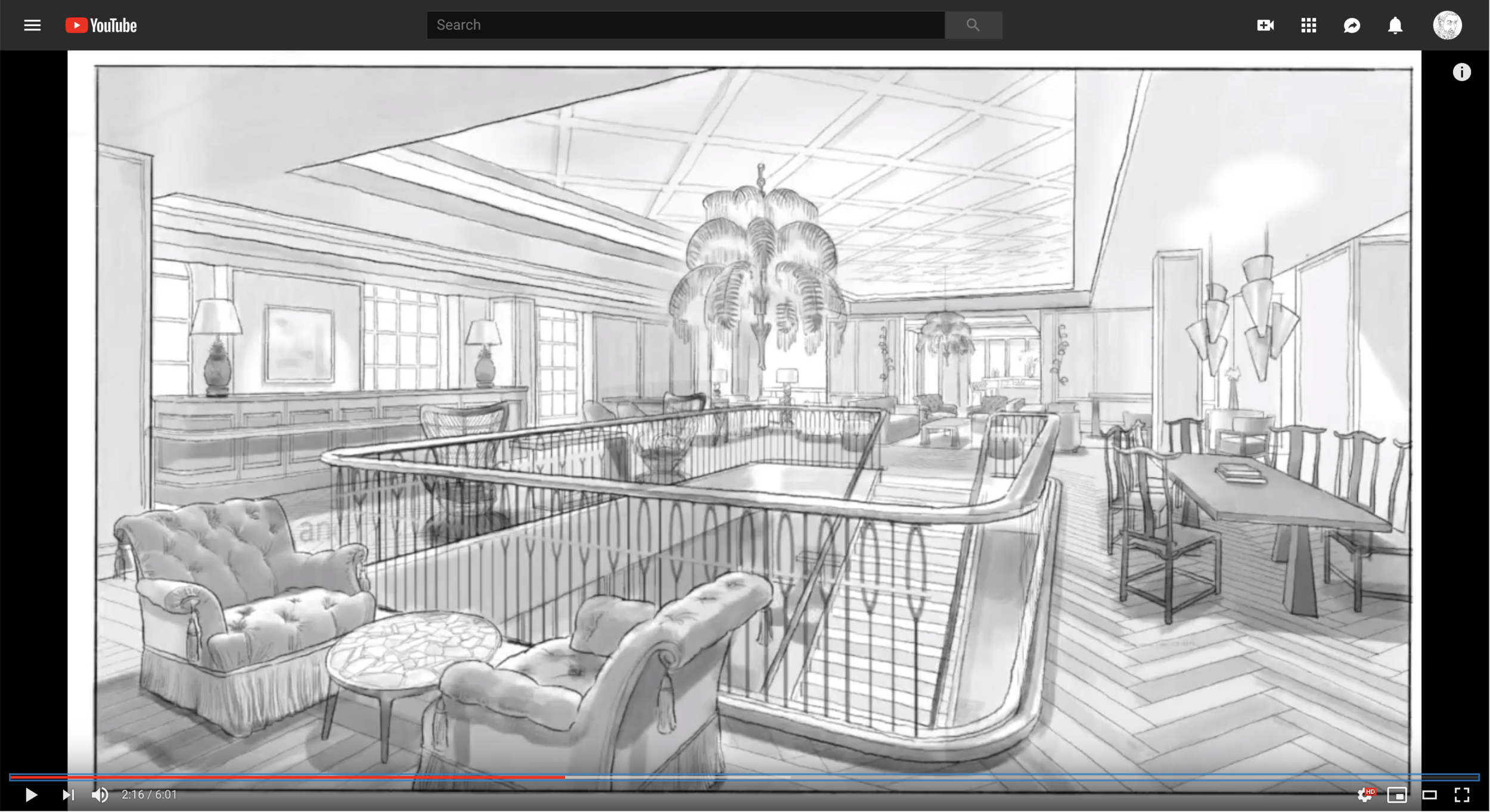 Using Sketchup And Procreate To Simultaneously Design And Render 5