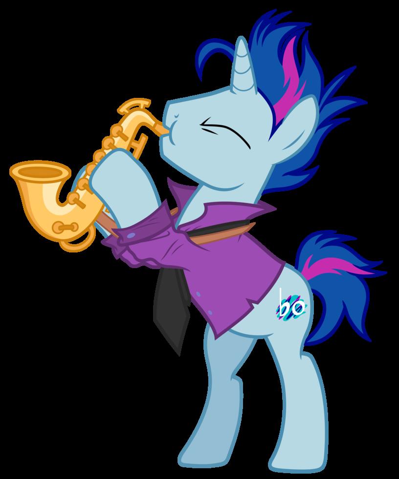 Epic Blue Note Solo By Reginault Deviantart Com On Deviantart My Little Pony Friendship Pony My Little Pony