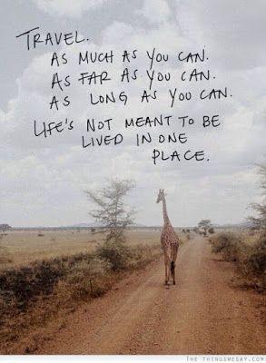 O calatorie prin viata