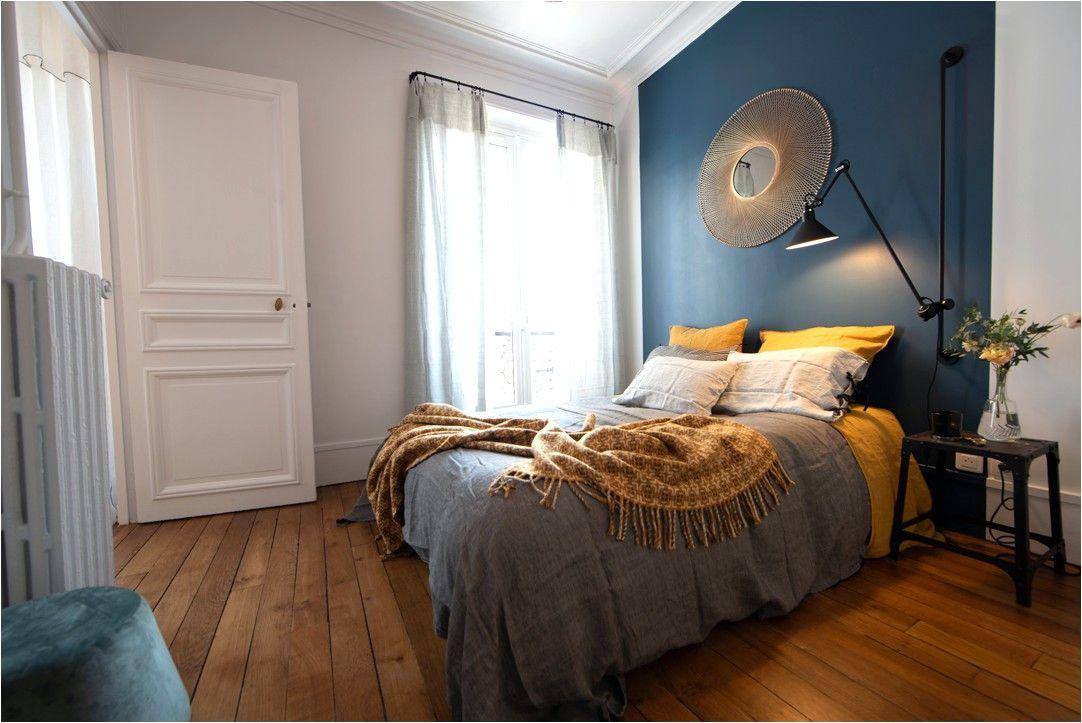 Deco Chambre Bleu Et Metal In 2020 Home Decor Home Furniture