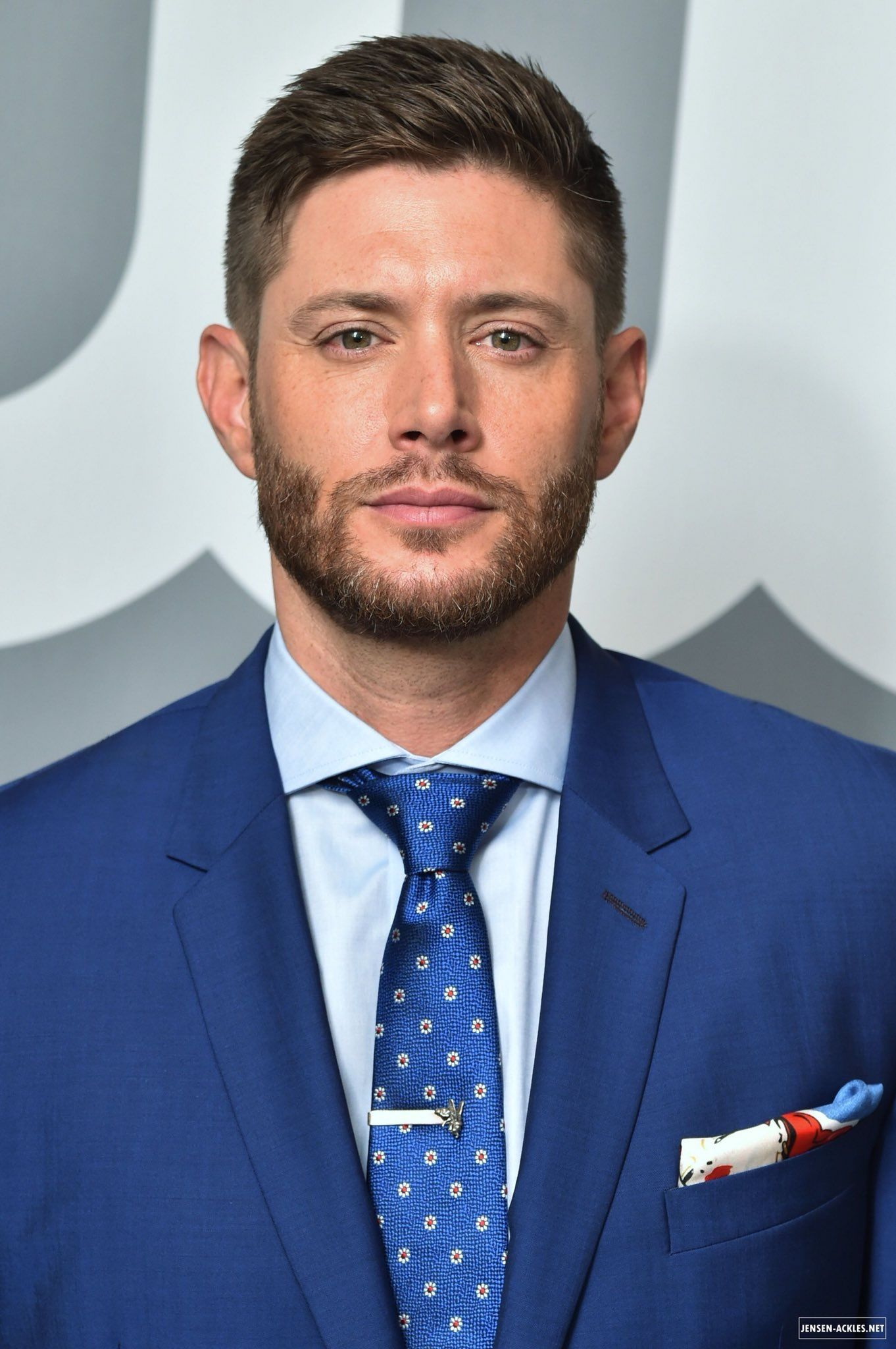 Jensen Ackles at the C...