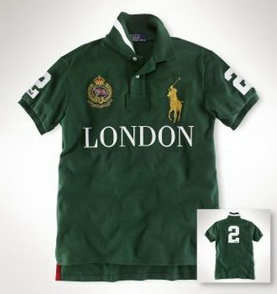 Ralph Lauren London No 2 Polo Shirt Green Http Www Hxzyedu Cn Blog Ralph Lauren Polo Camisa Polo Hombres Ralph Lauren Camisas Ropa De Hombre Casual Elegante