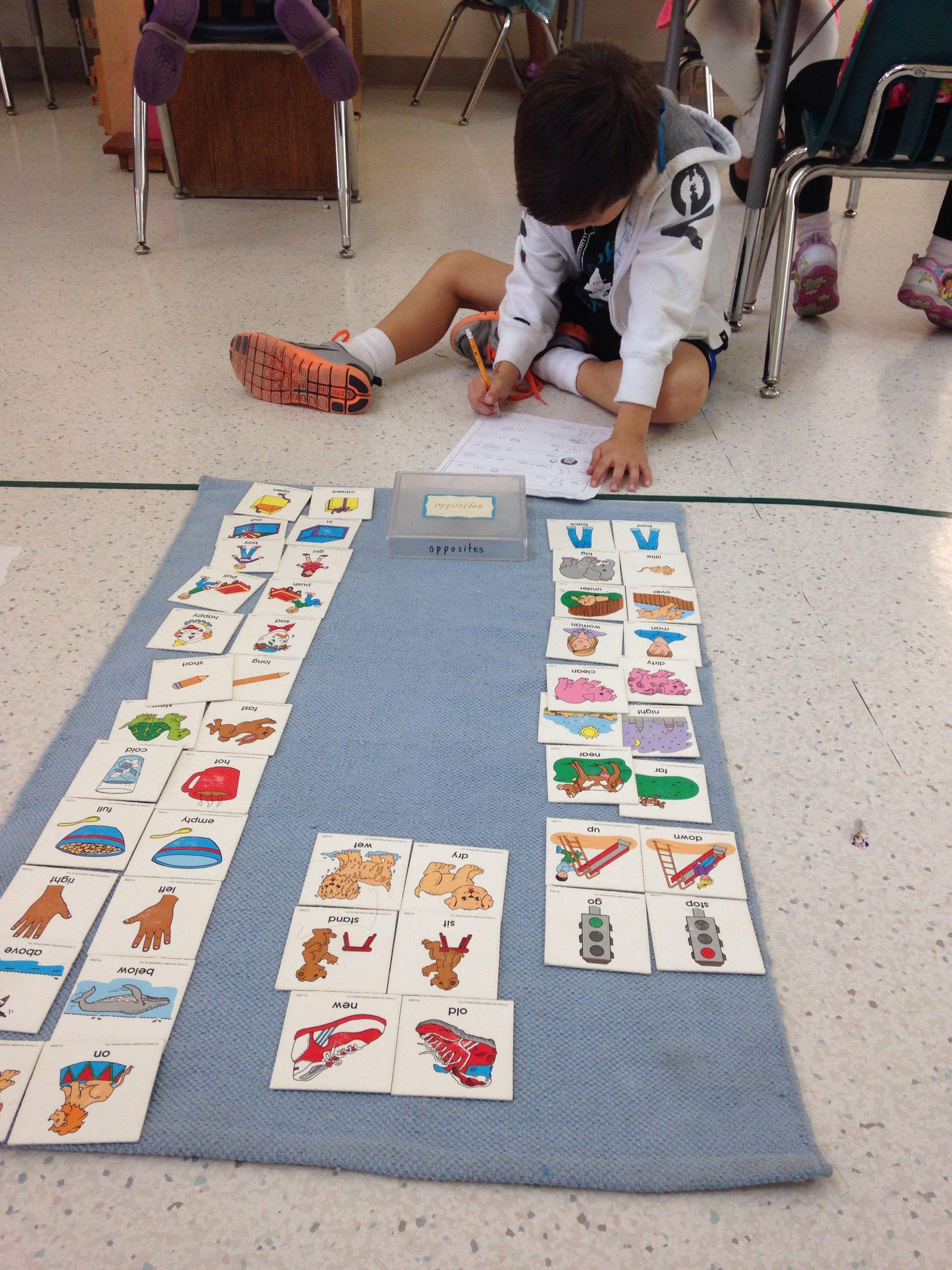 Montessori Curriculum