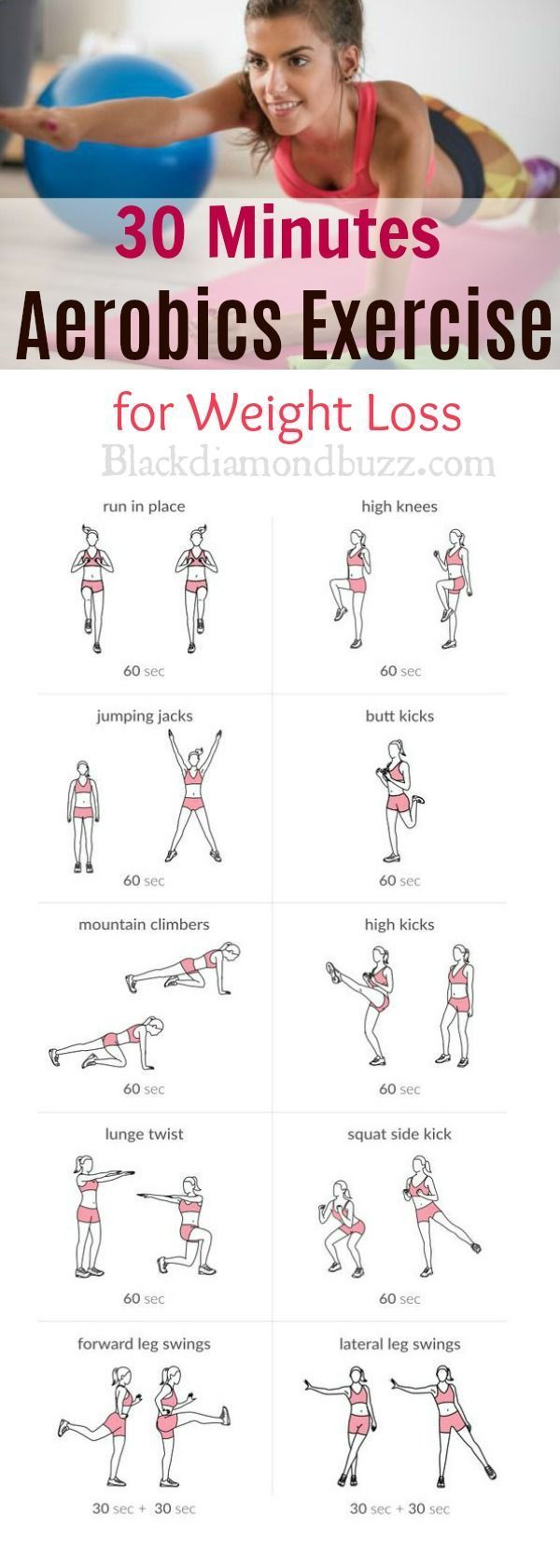 weight loss exercises for men