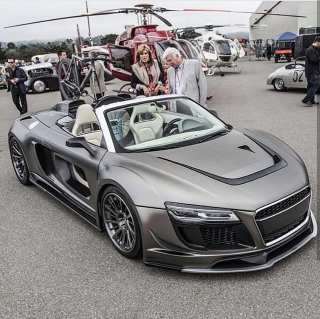 Audi R Razor Spyder GTR By PPI Rate It Follow - Audi rate