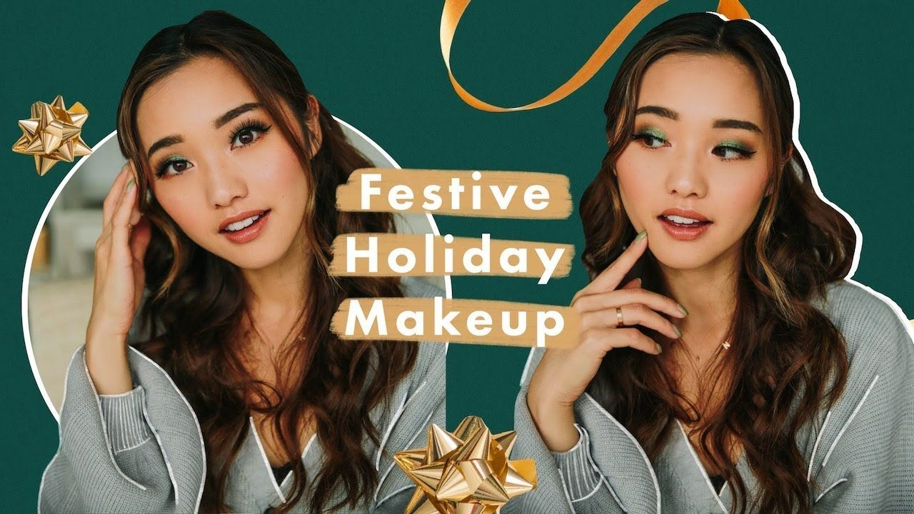 Festive Af Holiday Makeup Grwm Holiday Makeup Festive Holiday Makeup Makeup Come and design your perfect youtube thumbnail easily with fotor's free youtube thumbnail maker. pinterest